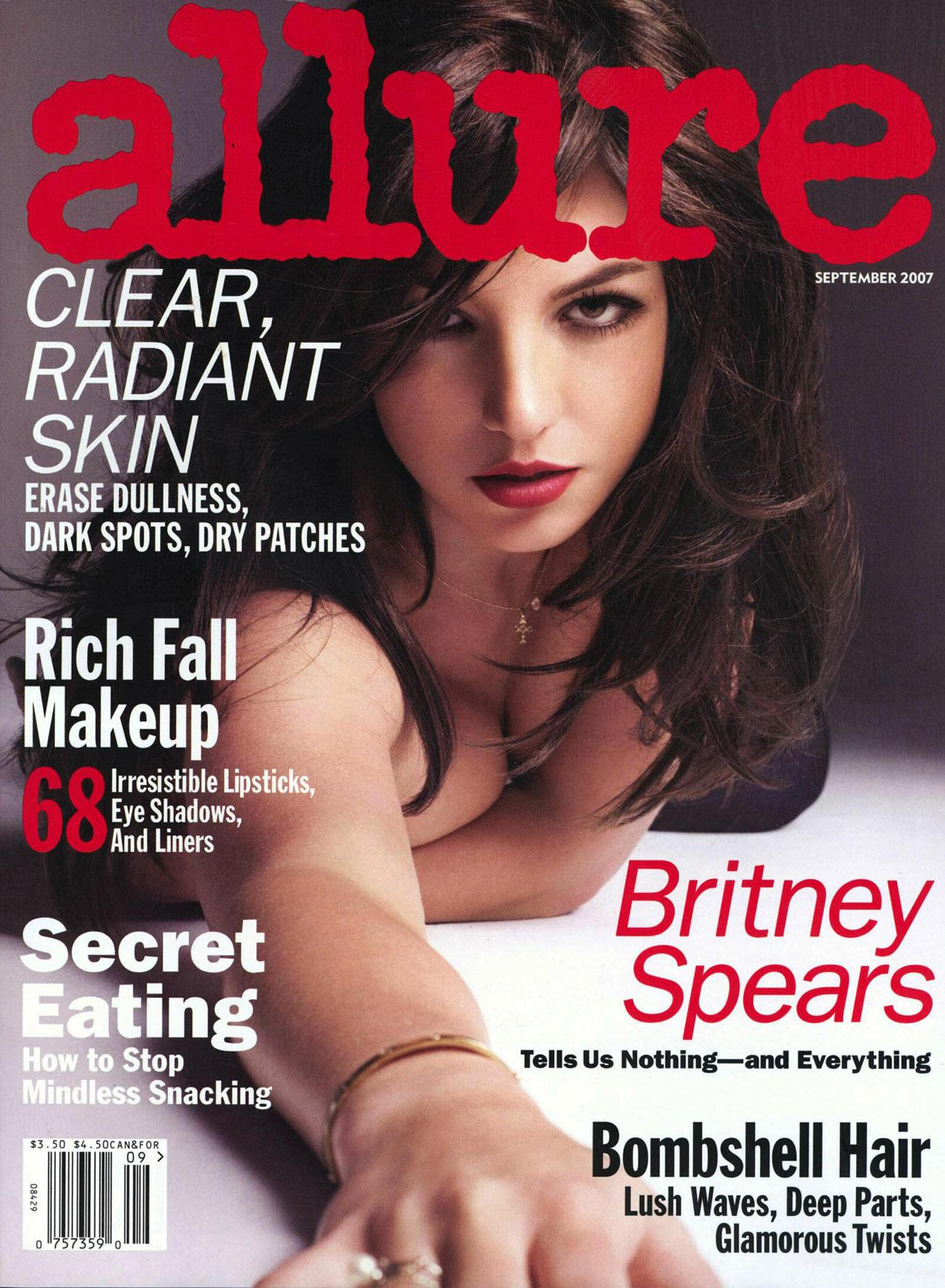 Britney Spears Allure 00 1