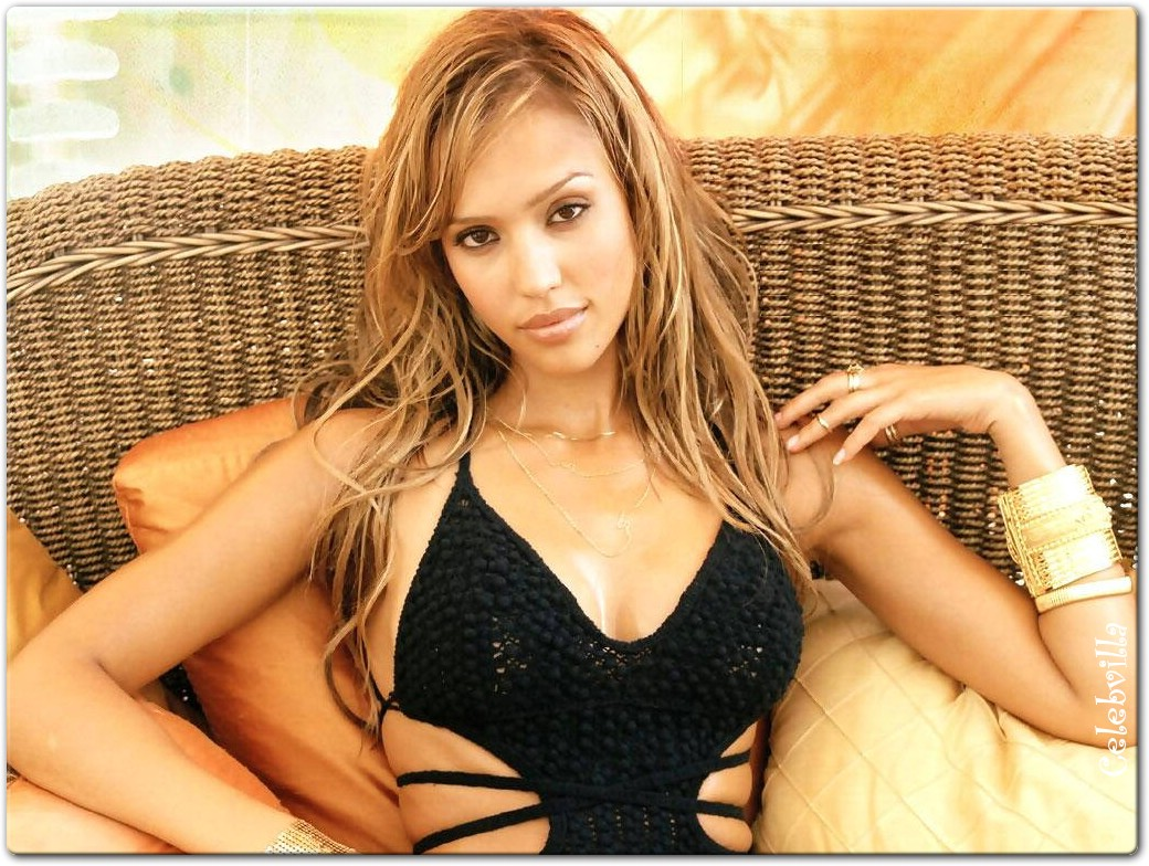 Jessica Alba Wallpaper 085