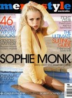 01534 Sophie Monk Mens Style Australia Fall 2008 2 image