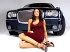 170 hot girls and cars wallpapers 115