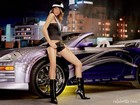 170 hot girls and cars wallpapers 126
