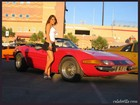 170 hot girls and cars wallpapers 161