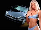170 hot girls and cars wallpapers 35
