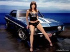 170 hot girls and cars wallpapers 52