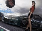 170 hot girls and cars wallpapers 59