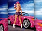 170 hot girls and cars wallpapers 65 image