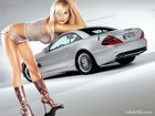 170 hot girls and cars wallpapers 70