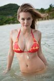 Bar Refaeli - Swimsuit by Hurley - 2009 Sports Illustrated Swimsuit Photo Gallery