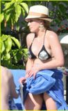 Hilary Duff  in BIKINI 006