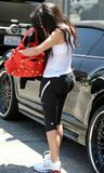 Kim Kardashian Tank Top and Spandex 4