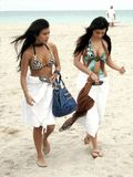 Kim Kardashian in Miami Beach with her Sister 19